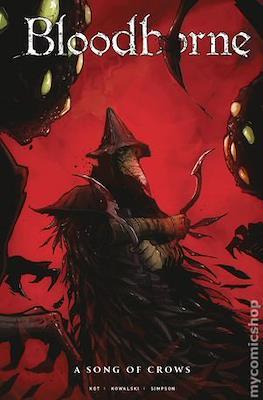 Bloodborne (Comic book) #12