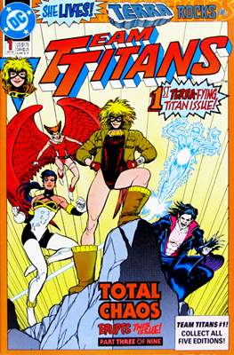 Team Titans #1