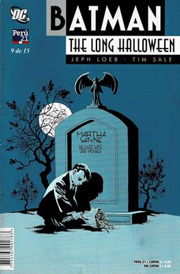 Batman: The Long Halloween (Grapas) #9