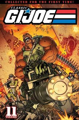 Classic G.I.Joe (Comic book) #11