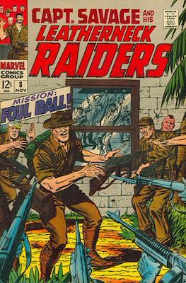 Capt. Savage and his Leatherneck Raiders #8