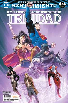 Batman / Superman / Wonder Woman: Trinidad (Grapa 24 pp) #13