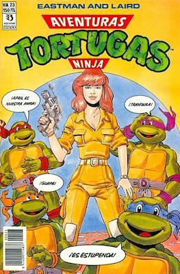 Aventuras Tortugas Ninja (Grapa) #23