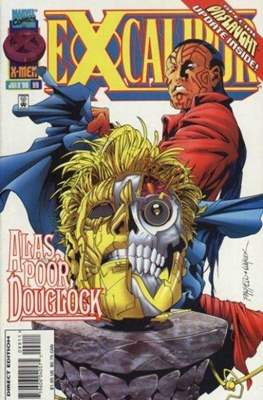 Excalibur Vol. 1 (Comic Book) #99