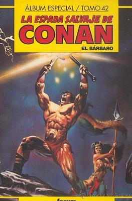 La Espada Salvaje de Conan - Álbum especial (Retapados) #42