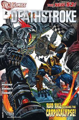 Deathstroke (2011-2013) (Comic Book) #2