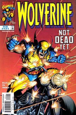 Wolverine (1988-2003) (Comic Book) #121