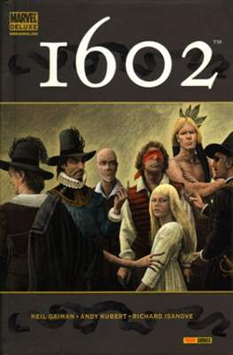 1602. Marvel Deluxe