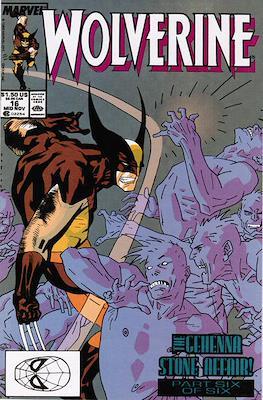 Wolverine (1988-2003) (Comic Book) #16