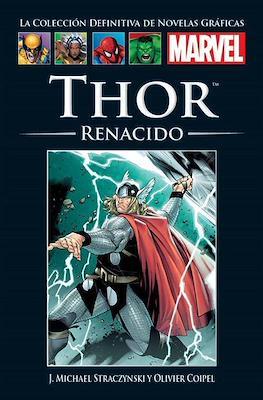 La Colección Definitiva de Novelas Gráficas Marvel (Cartoné) #52