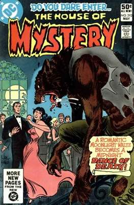The House of Mystery (Comic Book) #292