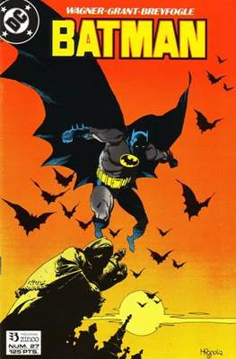 Batman (1987-1993) (Grapa) #27