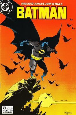 Batman (1987-1993) #27
