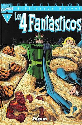 Biblioteca Marvel: Los 4 Fantásticos (1999-2001) (Rústica 160 pp) #7
