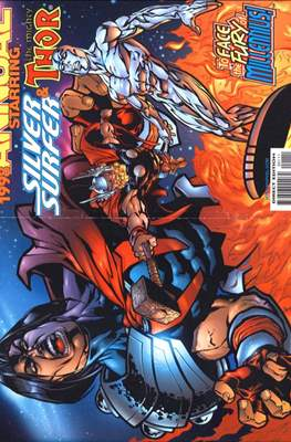 The Silver Surfer & The MightyThor Annual 1998