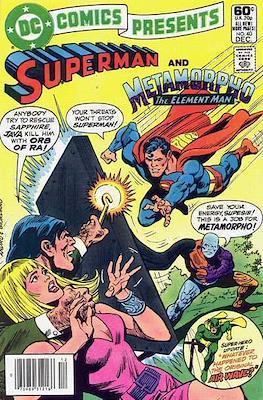 DC Comics Presents: Superman (Grapa) #40