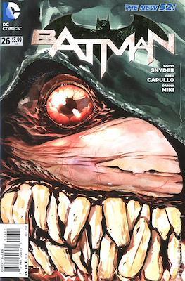 Batman Vol. 2 (2011-2016 Variant Covers) (Comic Book) #26