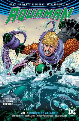 Aquaman Vol. 8 (2016-) (Softcover) #3