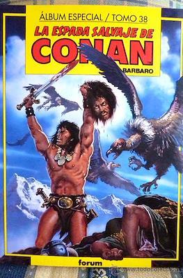 La Espada Salvaje de Conan - Álbum especial (Retapados) #38