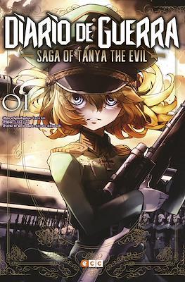 Diario de guerra - Saga of Tanya the Evil (Rústica con sobrecubierta) #1