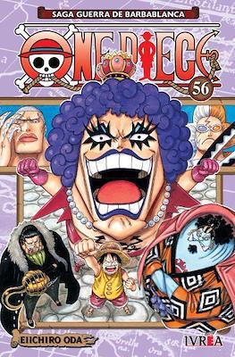 One Piece (Rústica con sobrecubierta) #56