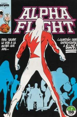 Alpha Flight Vol. 1 / Marvel Two-in-one: Alpha Flight & La Masa Vol.1 (1985-1992) #7