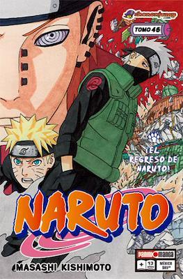 Naruto (Rústica) #46