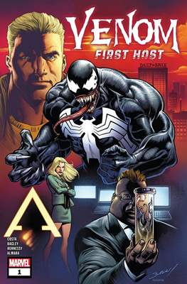 Venom: First Host (Comic Book) #1
