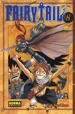 Fairy Tail (Rústica) #8