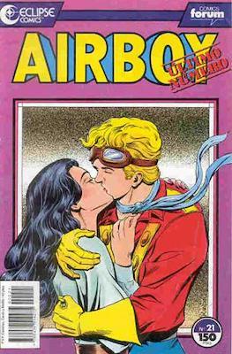 Airboy (Grapa 32 pp) #21