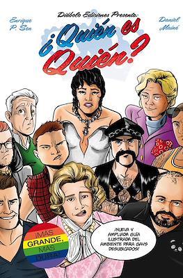 ¿Quién es quién? Nueva y ampliada guía ilustrada del ambiente para gays desubicados