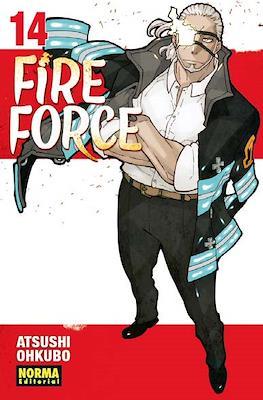 Fire Force (Rústica con sobrecubierta) #14