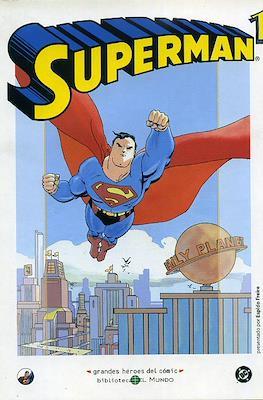 Grandes héroes del cómic (Rústica) #11