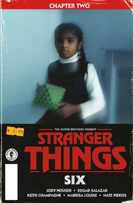 Stranger Things: Six (Variant Covers) (Comic Book) #2.2