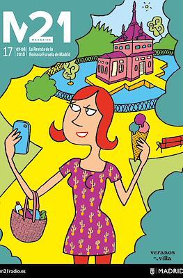 M21 Magazine (Grapa) #17