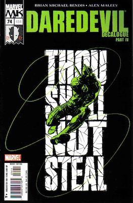 Daredevil Vol. 2 (1998-2011) (Comic-Book) #74 (454)