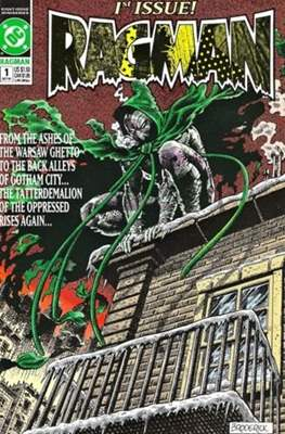 Ragman Vol. 2 (1991-1992) (Comic-book.) #1