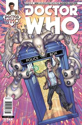 Doctor Who: The Eleventh Doctor #11