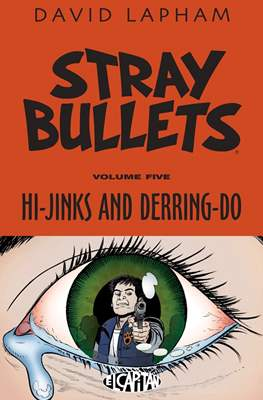 Stray Bullets (Softcover) #5