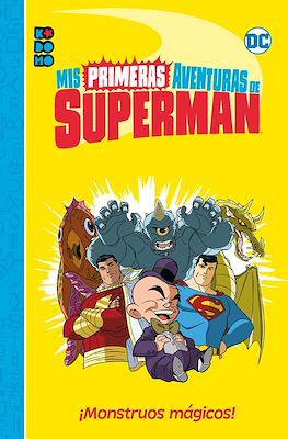 Mis primeras aventuras de Superman! (Rústica 48 pp) #4