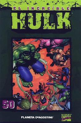Coleccionable El Increíble Hulk (2003-2004) (Rústica. 80-96 páginas) #50