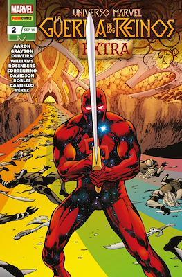 Universo Marvel: La Guerra de los Reinos - Extra (Rústica 120 pp) #2