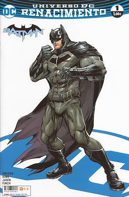 Batman: Nuevo Universo DC / Renacimiento. Portadas alternativas #56.1