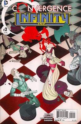Convergence Infinity Inc. (2015) (Comic Book.) #2