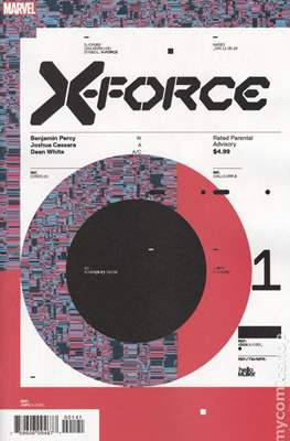 X-Force Vol. 6 (2019- Variant Cover) (Comic Book) #1.3