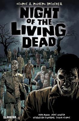 George A. Romero presenta: Night of the Living Dead #1