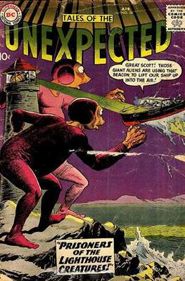 Tales of the Unexpected (1956-1968) (Comic Book) #36