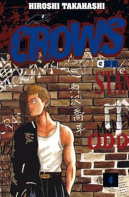 Crows (Rústica) #4