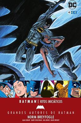 Grandes Autores de Batman: Norm Breyfogle #3