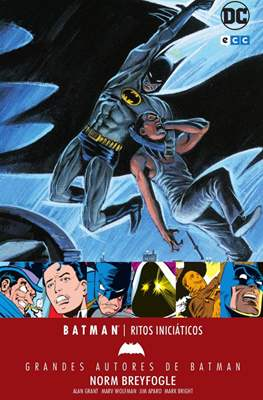 Grandes Autores de Batman: Norm Breyfogle (Cartoné 360 pp) #3